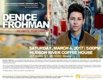 Denice Frohman Event Flier